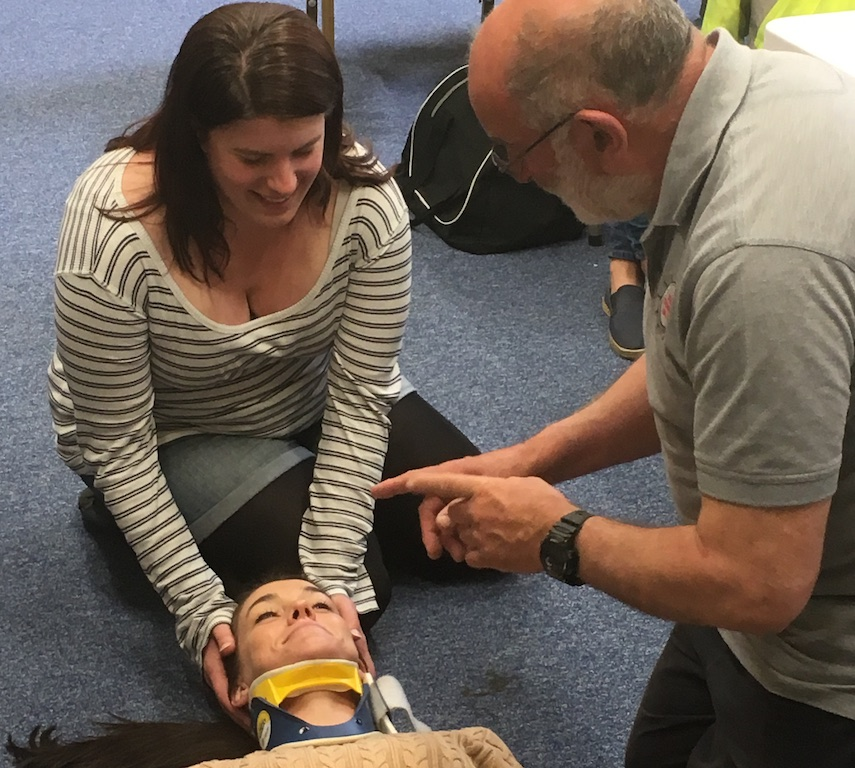 STCW First Aid Course